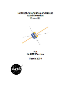 nasa presskit, image mission