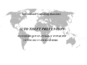 auto theft prevention (english and spanish)