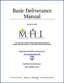 basic deliverance manual (190 pgs)