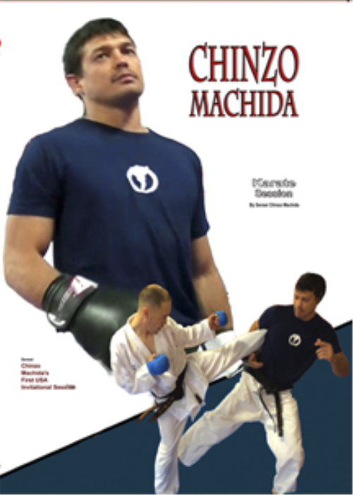 First Additional product image for - CHINZO MACHIDA Karate Session  VIDEO DOWNLOAD Part 1 & 2