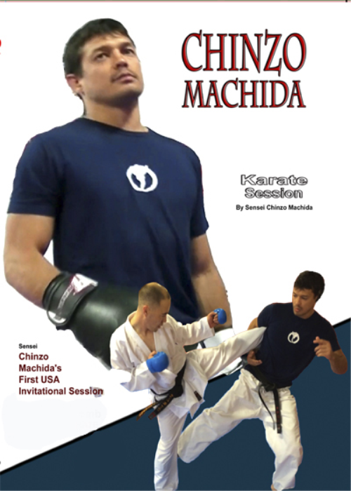Second Additional product image for - CHINZO MACHIDA Karate Session  VIDEO DOWNLOAD Part 1 & 2