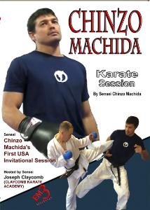 chinzo machida karate session  video download part 1 & 2