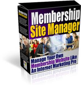 Membership Site Manager, get members pay you - Resell | Audio Books | Business and Money