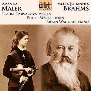 Amanda Maier Meets Johannes Brahms - - CD-Quality FLAC | Music | Classical