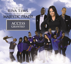 08 - Riva Tims Presents Majestic Praise - When It All Falls Apart 4:41 | Music | Gospel and Spiritual