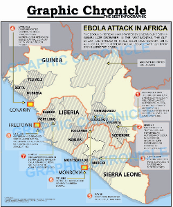 ebola outbreak di guinea, liberia, and sierra leone