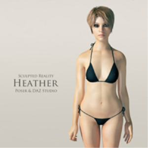 sculpted reality: heather