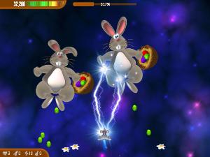 chicken invaders 3: revenge of the yolk (easter edition)