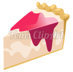 toms clipart - cheesecake
