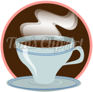 toms clipart - coffee