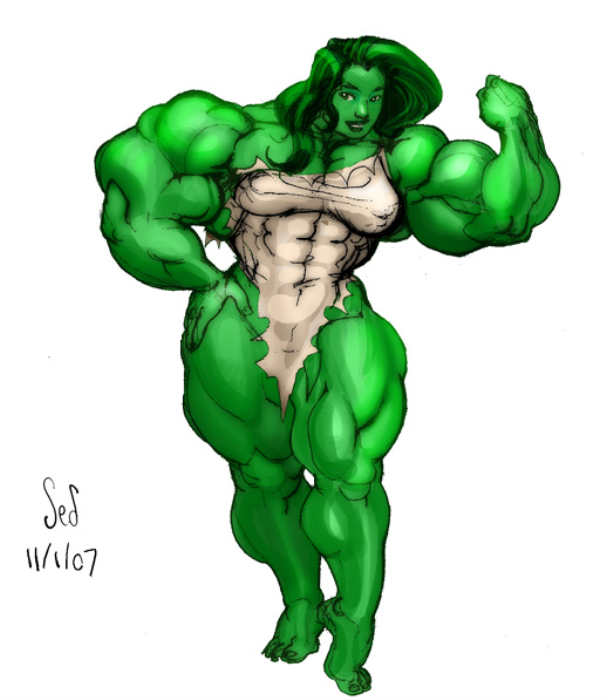 First Additional product image for - She-Hulk Beginnings