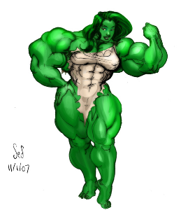 She-Hulk Beginnings | eBooks | Fiction