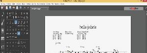 bella julieta leo-037 tabs guitar pro