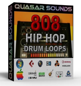 808 Hip Hop Drum Loops And Construction Kit 80 Bpm – Wave - | Music | Rap and Hip-Hop