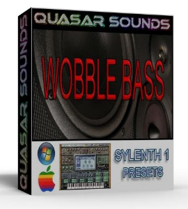 WOBBLE BASS sylenth1 presets vsti patches | Software | Audio and Video