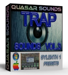 TRAP SOUNDS VOL 3 sylenth1 presets vsti patches | Software | Audio and Video