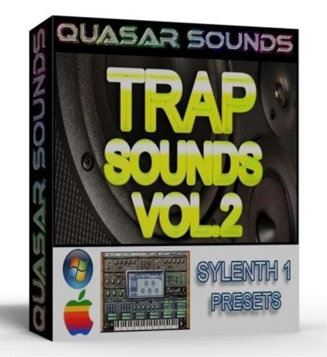 First Additional product image for - TRAP SOUNDS VOL 2 sylenth1 presets vsti patches
