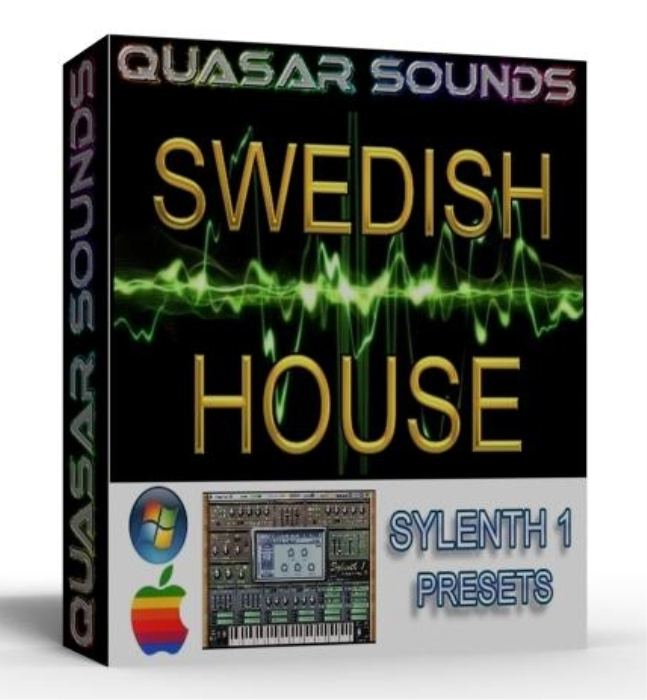 First Additional product image for - SWEDISH HOUSE SOUNDS sylenth1 patches vsti presets