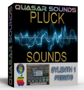 PLUCK SOUNDS sylenth1 presets vsti patches | Music | Electronica
