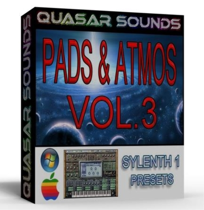 First Additional product image for - PADS AND ATMOS VOL.3 sylenth1 presets