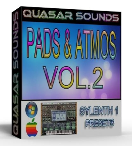 PADS AND ATMOS VOL.2 sylenth1 presets vsti patches | Music | Soundbanks