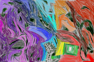 abstract art collection 6 - for persoanl use only