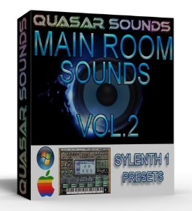 MAIN ROOM CLUB HOUSE SOUNDS VOL.2 sylenth1 presets | Software | Audio and Video