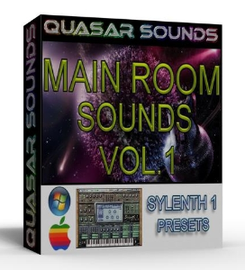 MAIN ROOM CLUB HOUSE SOUNDS VOL.1 sylenth1 presets | Software | Audio and Video