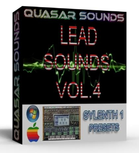 LEAD SOUNDS Vol.4 sylenth1 patches | Software | Audio and Video
