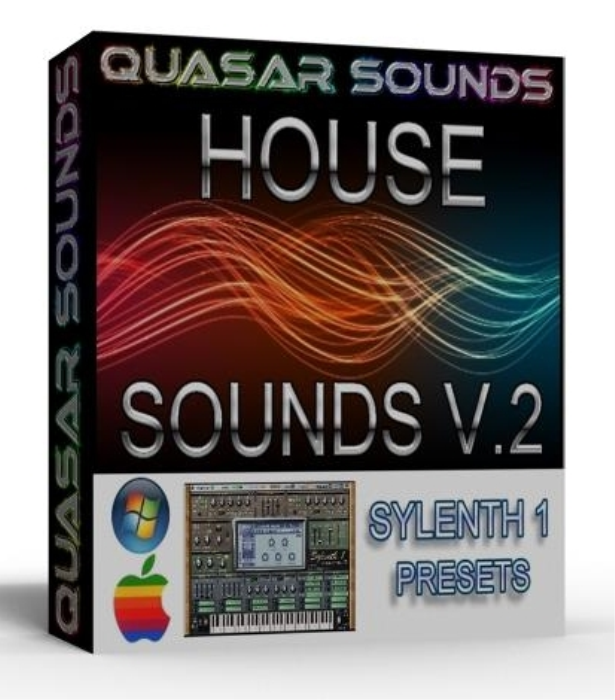 First Additional product image for - HOUSE SOUNDS Vol.2 sylenth1 vsti presets
