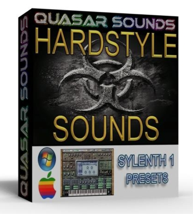 First Additional product image for - HARDSTYLE SOUNDS for sylenth1 vsti presets