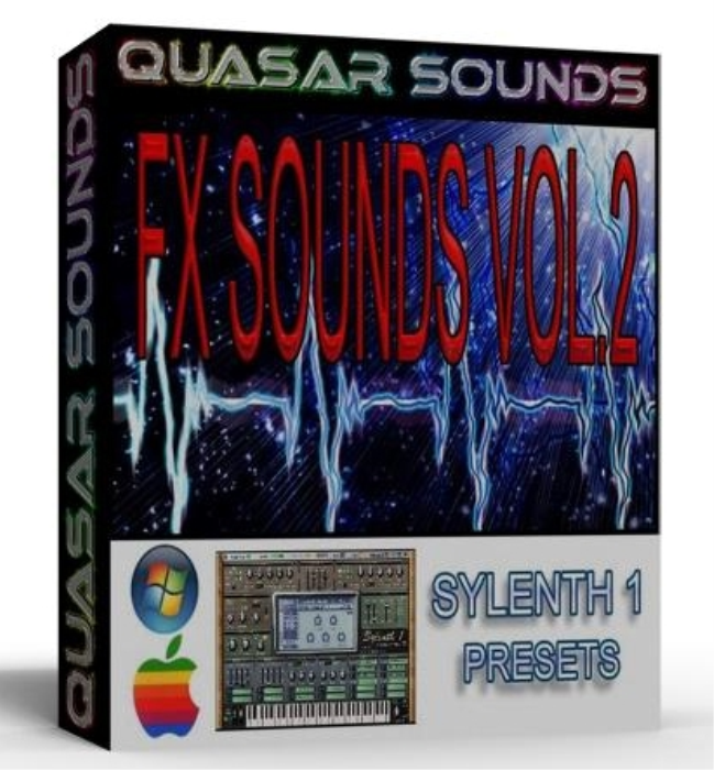 First Additional product image for - FX SOUNDS Vol.2 Sylenth patches vsti presets