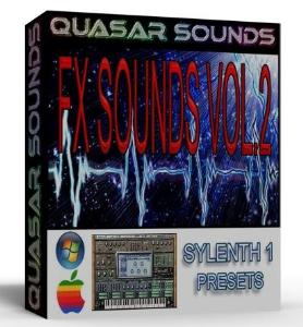 FX SOUNDS Vol.2 Sylenth patches vsti presets | Music | Soundbanks