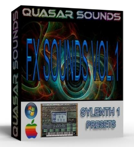 FX SOUNDS Vol.1 sylenth1 presets vsti patches | Software | Audio and Video