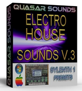 ELECTRO HOUSE VOL3 sylenth1 presets vsti bank | Software | Audio and Video
