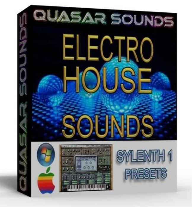 First Additional product image for - ELECTRO HOUSE VOL1 sylenth1 presets vsti bank
