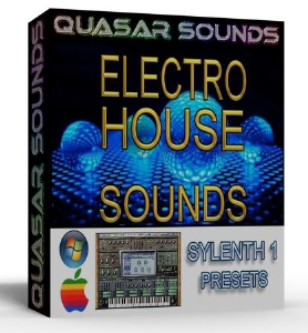 ELECTRO HOUSE VOL1 sylenth1 presets vsti bank | Software | Audio and Video
