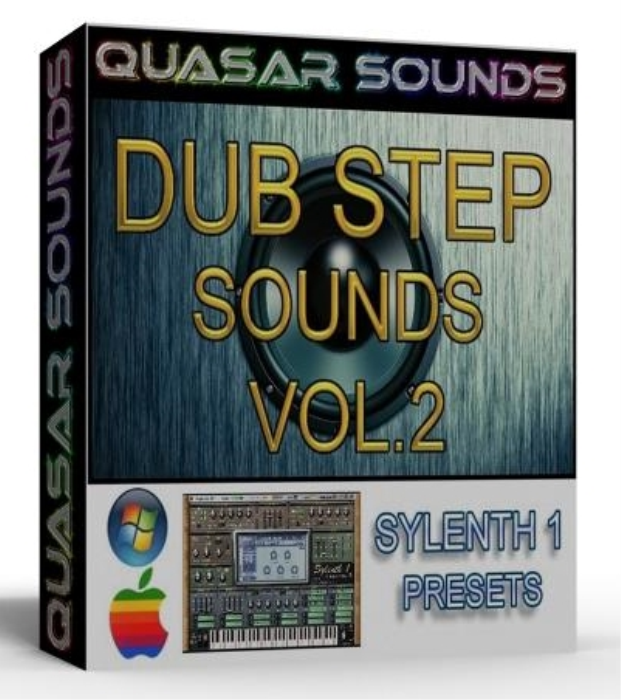 First Additional product image for - DUB STEP Vol. 2 sylenth1 patches vsti presets