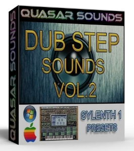 dub step vol. 2 sylenth1 patches vsti presets