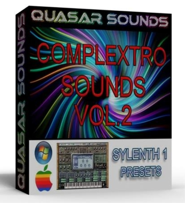 First Additional product image for - COMPLEXTRO SOUNDS VOL 2 sylenth1 patches