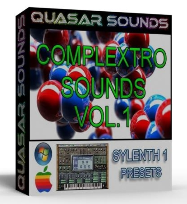 First Additional product image for - COMPLEXTRO SOUNDS VOL1 sylenth1 presets