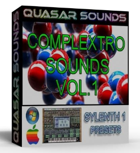COMPLEXTRO SOUNDS VOL1 sylenth1 presets | Music | Soundbanks