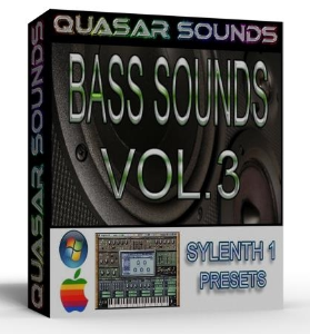 BASS SOUNDS VOL3 sylenth1 presets vst patches | Music | Soundbanks