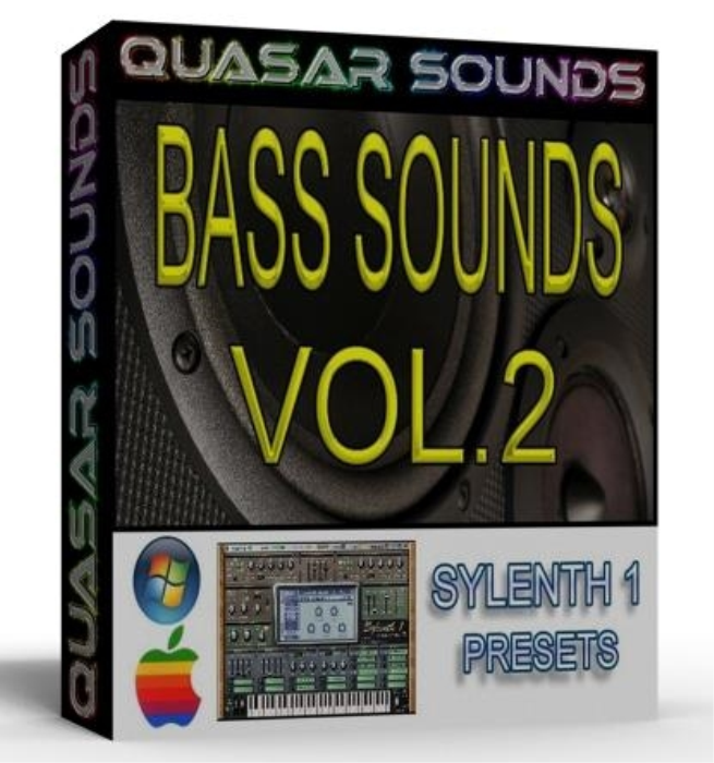 First Additional product image for - BASS SOUNDS VOL2 sylenth patches vsti presets