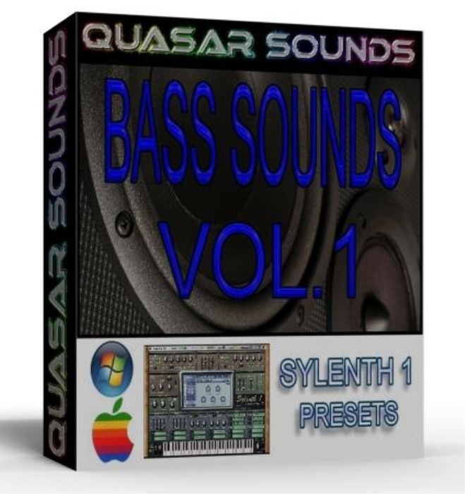 First Additional product image for - BASS SOUNDS VOL1 sylenth1 patches
