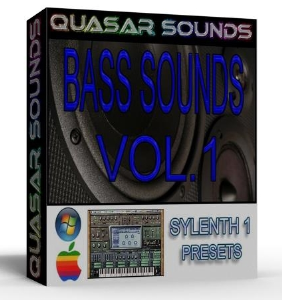 BASS SOUNDS VOL1 sylenth1 patches | Music | Soundbanks