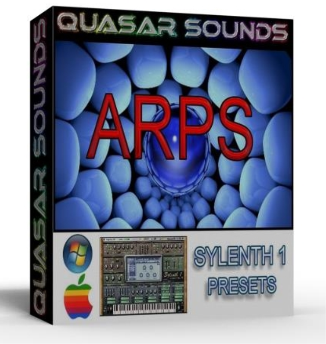 First Additional product image for - ARPEGGIOS and SEQUENCES sylenth1 presets