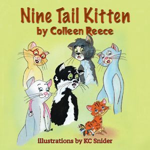 Nine Tail Kitten | eBooks | Children's eBooks