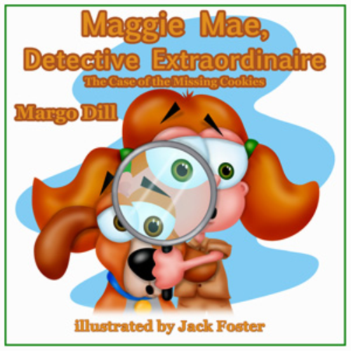 First Additional product image for - Maggie Mae, Detective Extraordinaire: The Case of the Missing Cookies