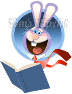 toms clipart - bunny 04
